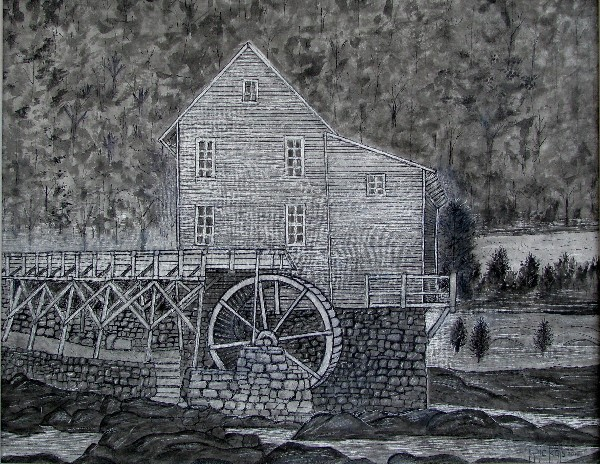 The Old Mill © Danny Ricketts