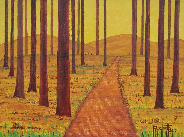 Golden Forest © Danny Ricketts