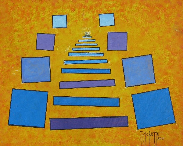 Stairway of Decisions © Danny Ricketts